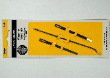 Weaving Needle set including quilt weaver needle