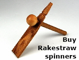 Buy Rakestraw spinners