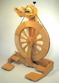 Spinolution Mach 3 spinning wheel