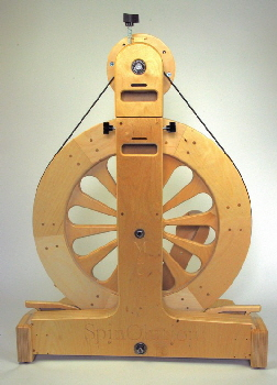 Buy a Spinolution spinning wheel (Mach 3)